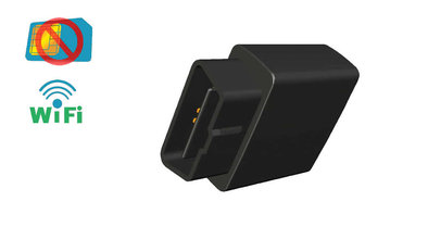 Vehicle GPS Tracker <br>Ulbotech T356 WiFi (OBDII)