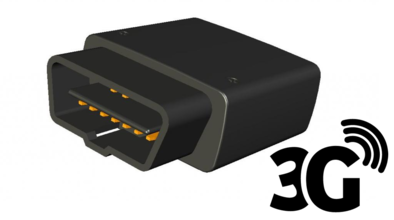 3G Vehicle GPS Tracker <br>Ulbotech T371 (OBDII)