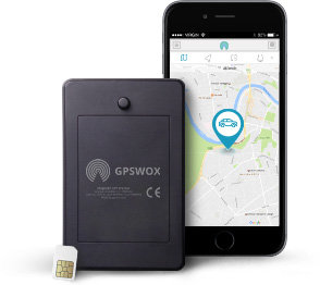 GPSWOX 3G Magnetic Tracker (All-in-one)